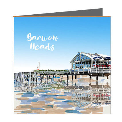Card - Iconic Bellarine - Barwon Heads