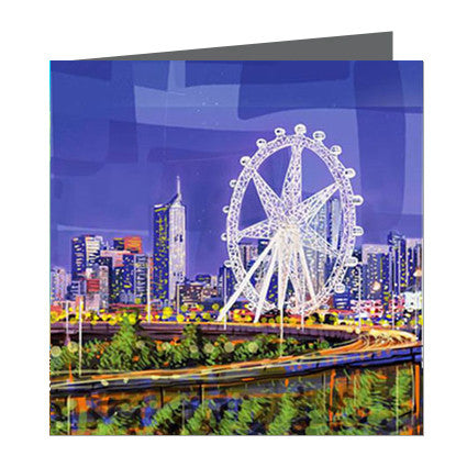 Card - Iconic Melbourne Star