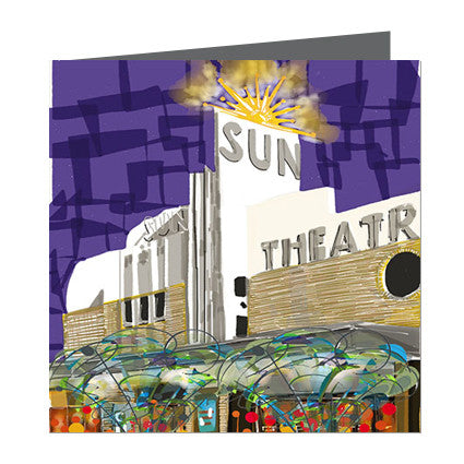 Card - Iconic Melbourne Sun Theatre