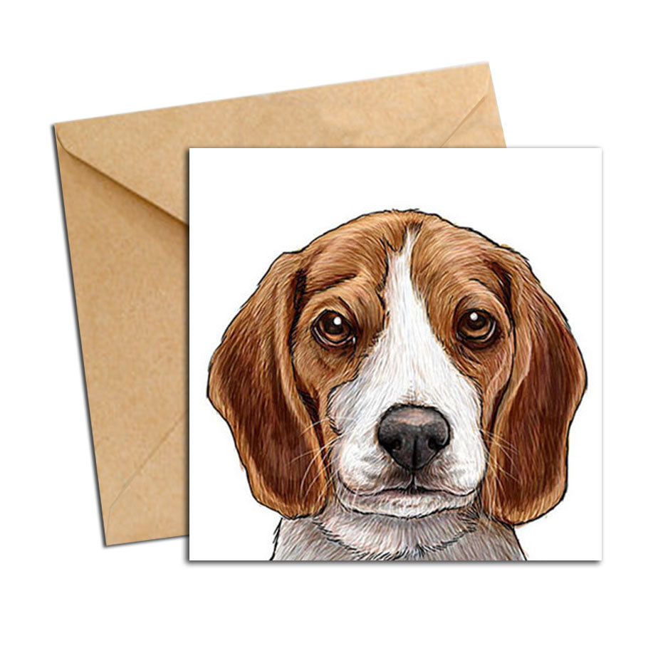 Card - Dog - Cavador Puppy