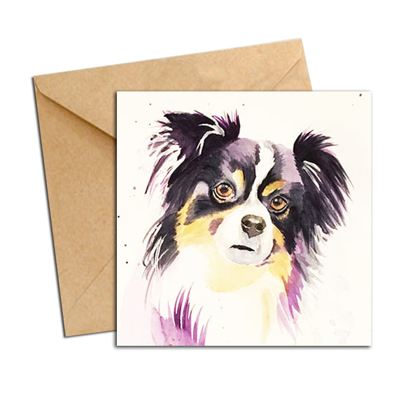 Card - Dog Miniature Australian Shepherd