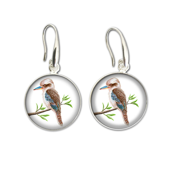 Earrings Drop (Aus) - Kookaburra