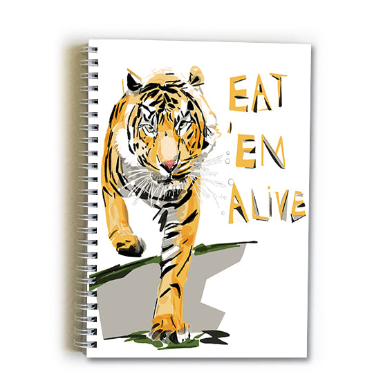 Note Book A5 - Football Richmond Tigers