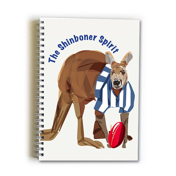 Note Book A5 - Football North Melbourne Kangaroo
