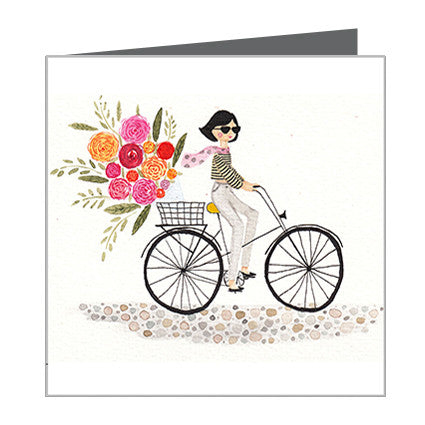 Card - Petite Pear - Florist on Bike