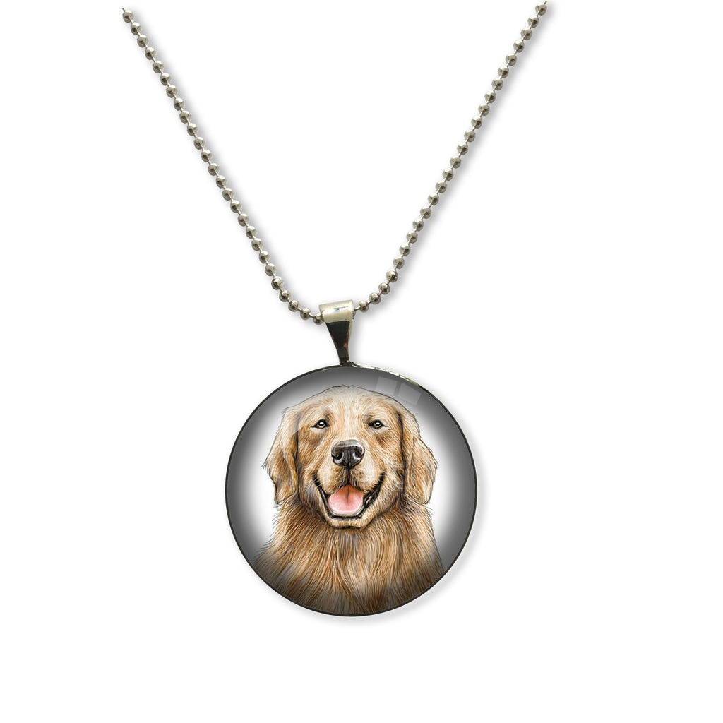 Jewellery Dog - Golden Retriever