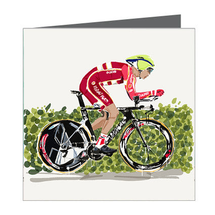 Card - Sports - Bike Racer