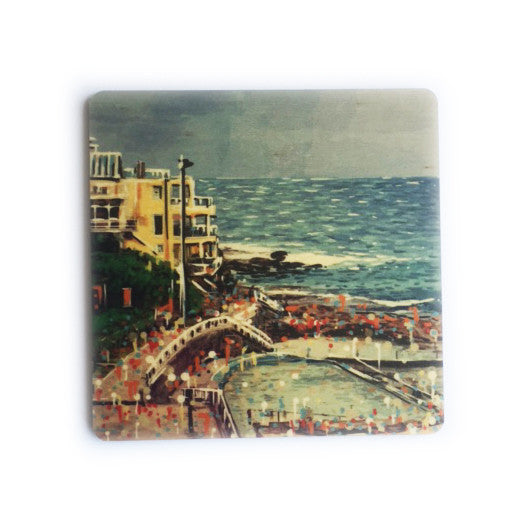 Coaster Timber - Iconic Sydney Bondi Beach Baths