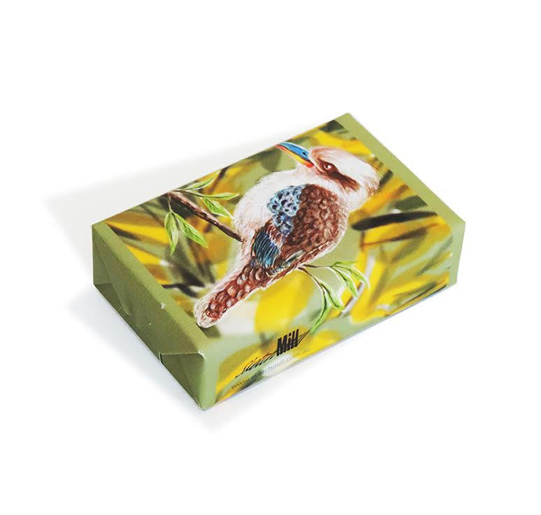 Soap (Australiana Birds) Kookaburra Wrap