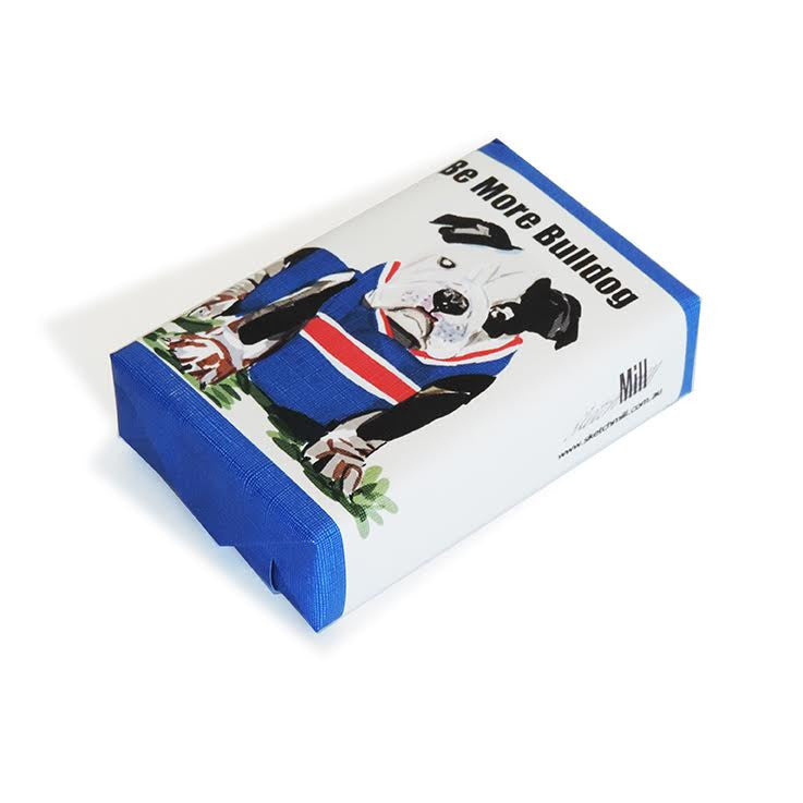 Soap (AFL) Be More Bulldog Wrap