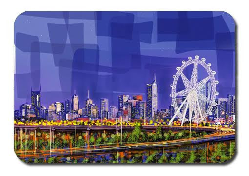 Postcard - Melbourne Star