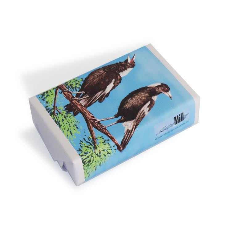 Soap (Australiana Birds) Magpies