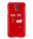 Samsung Galaxy S5 Full Wrap Case Man Utd