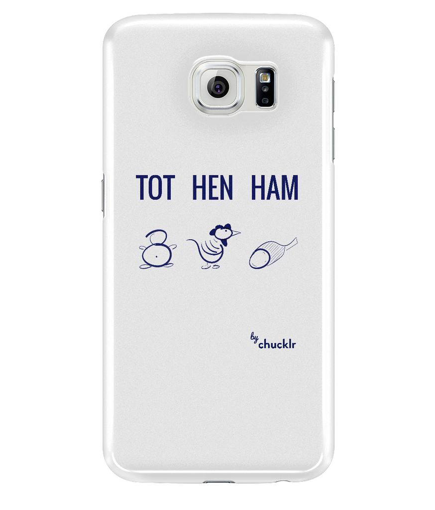 Samsung Galaxy S6 Full Wrap Case Tottenham FC