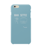 iPhone 6 Plus Full Wrap Case Man City