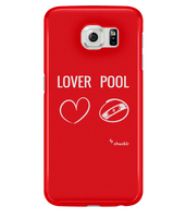 Samsung Galaxy S6 Full Wrap Case Liverpool FC