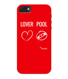 iPhone 5/5s Full Wrap Case Liverpool FC
