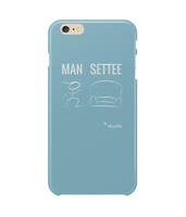 iPhone 6S Plus Full Wrap Case Man City