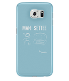 Samsung Galaxy S6 Full Wrap Case Man City