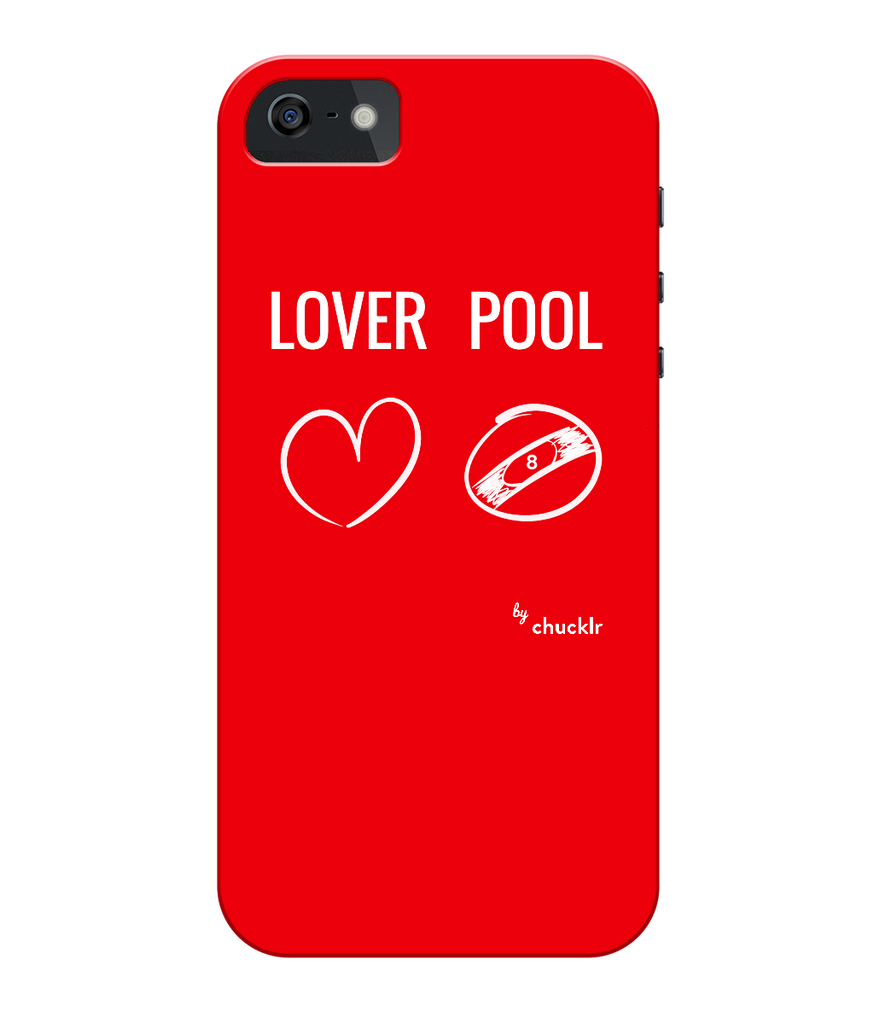 iPhone 5c Full Wrap Case Liverpool FC