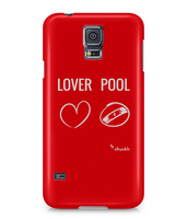 Samsung Galaxy S5 Full Wrap Case Liverpool FC