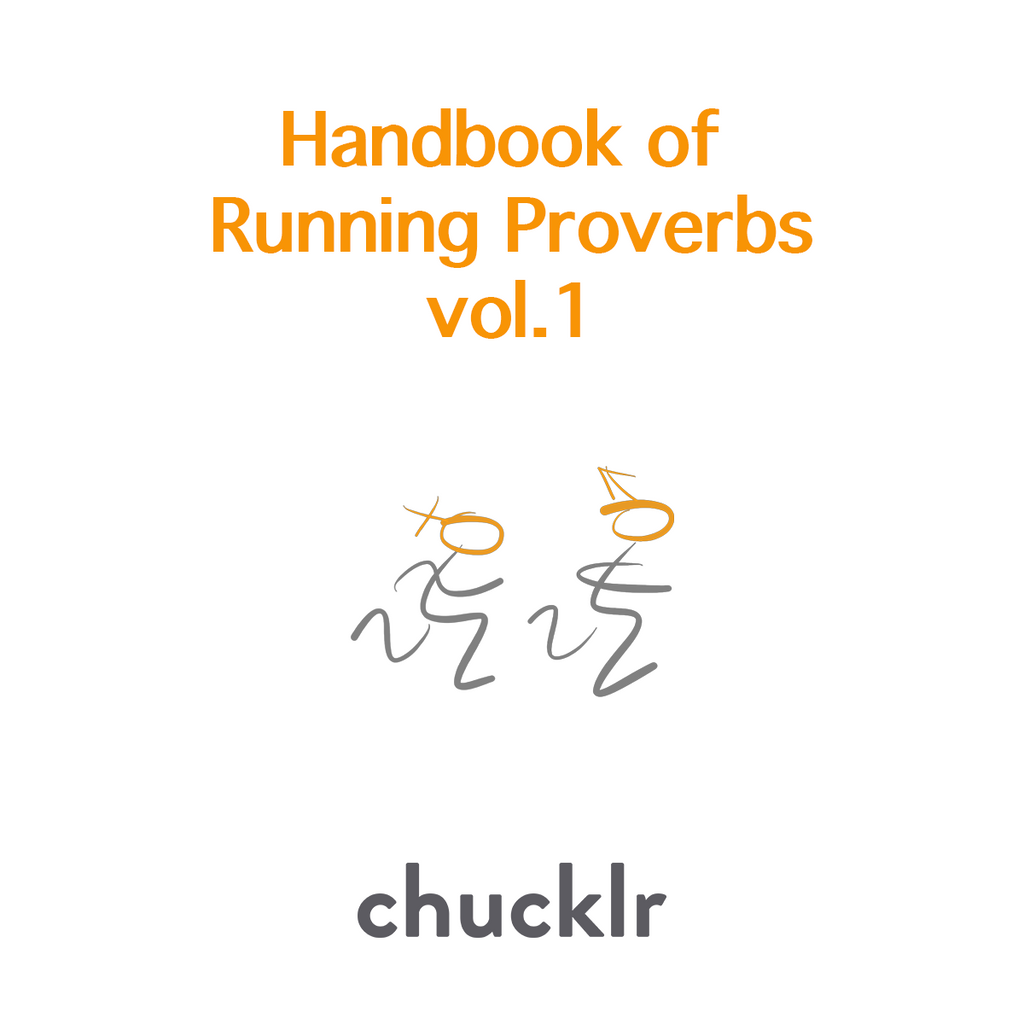 Handbook of Running Proverbs. Vol.1 - IT'S FREE!