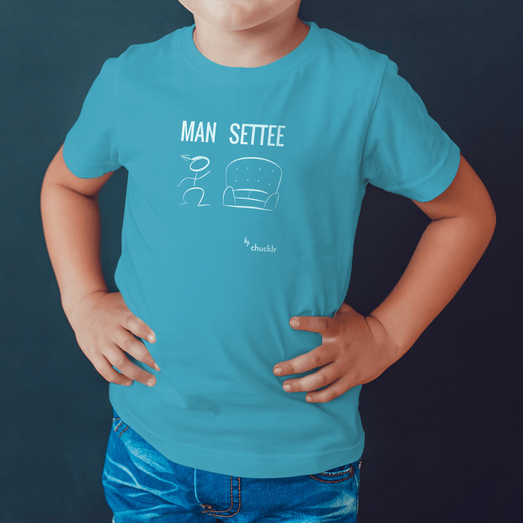 Kids Classic T-Shirt Man City