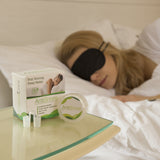 AntiSnore by Calibre Care - Stop Snoring Device. + Free Eye Mask!