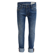 Boy's Diesel Blue Denim Jeans