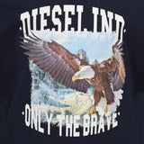Boy's Diesel Only The Brave T-Shirt