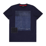 Boy's Diesel Denim Patch Treve T-Shirt