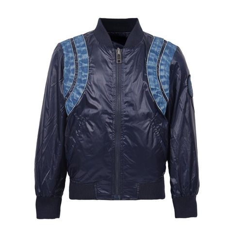 Boy's Diesel 2 in 1 Reversible Jacket