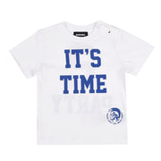 Boy's Diesel It's Time T-Shirt