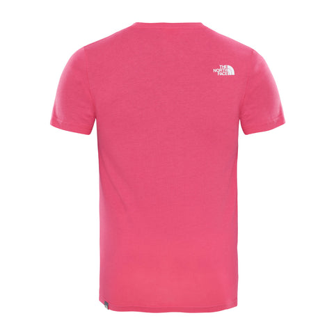 Girl's The North Face Short Sleeve Dome Tee