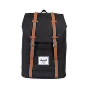 Unisex Herschel Retreat Black Backpack