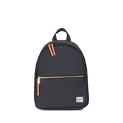 Unisex Herschel Town Black Backpack