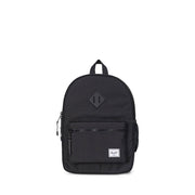 Herschel Heritage Black Backpack