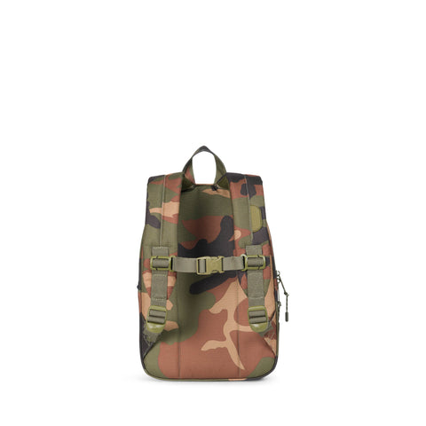 Herschel Heritage Green Camo Backpack