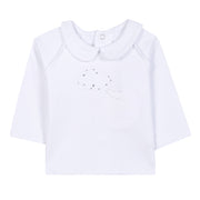 Girl's Absorba Cloud T-shirt White
