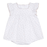 Girl's Absorba Dress Cream