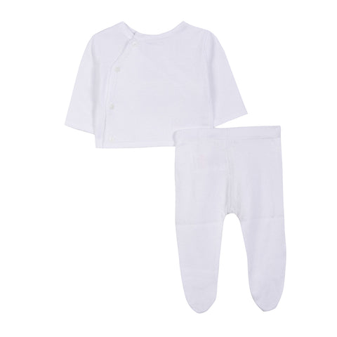 Baby's Absorba Boxed Outfit Set White