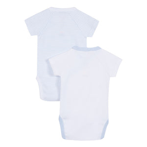 Boy's Absorba 2 Piece Set Blue All In Ones