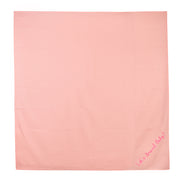 Baby's Absorba Pink Muslin Cloth