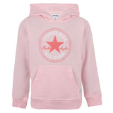 Girl's Converse Chuck Patch Pull Over Arctic Punch