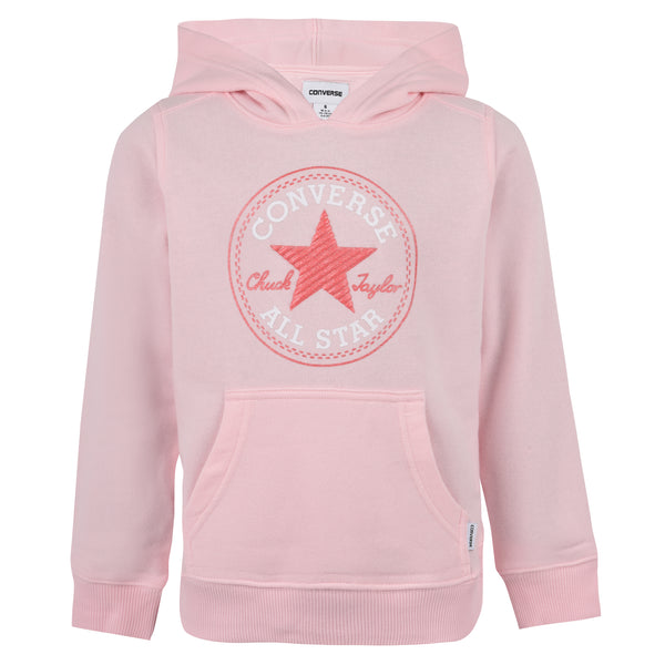 0f6b3116c Girl's Converse Chuck Patch Pull Over Arctic Punch – WhizzKid.com