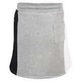 Girl's Converse Retro Trim Skirt Dark Grey Heather