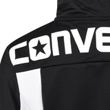 Girl's Converse Batwing Tricot Warm Up Black