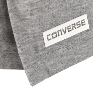 Girl's Converse Retro Tennis Skirt Dark Grey Heather