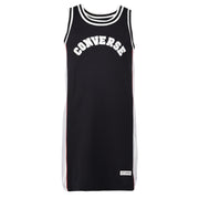 Girl's Converse Basketball Jersey Dress Black