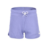Girl's Converse x Drapey Rib Short Twilight Pulse